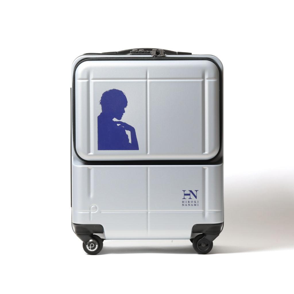 七海スーツケース