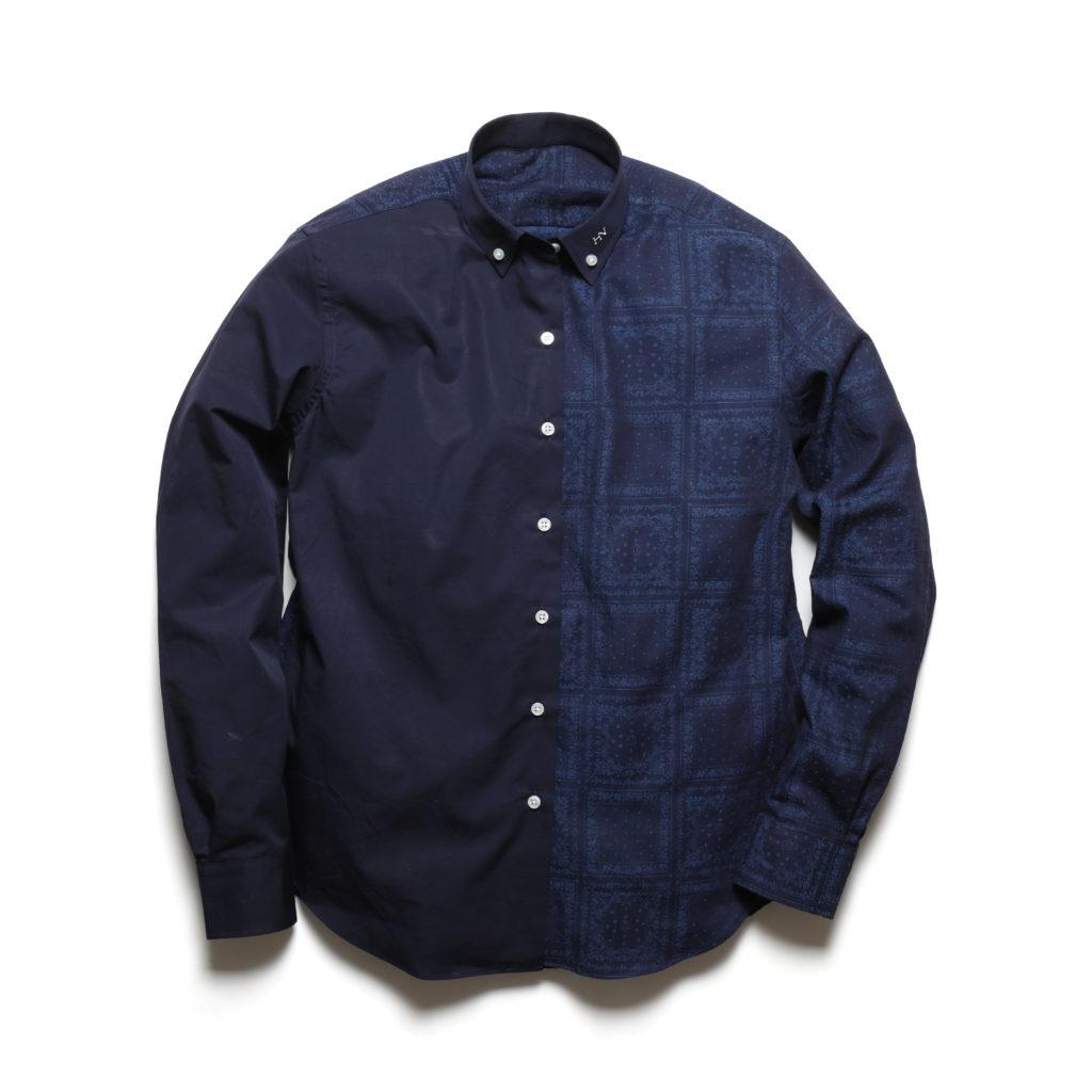 七海シャツ