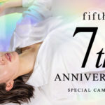 fifth7周年1