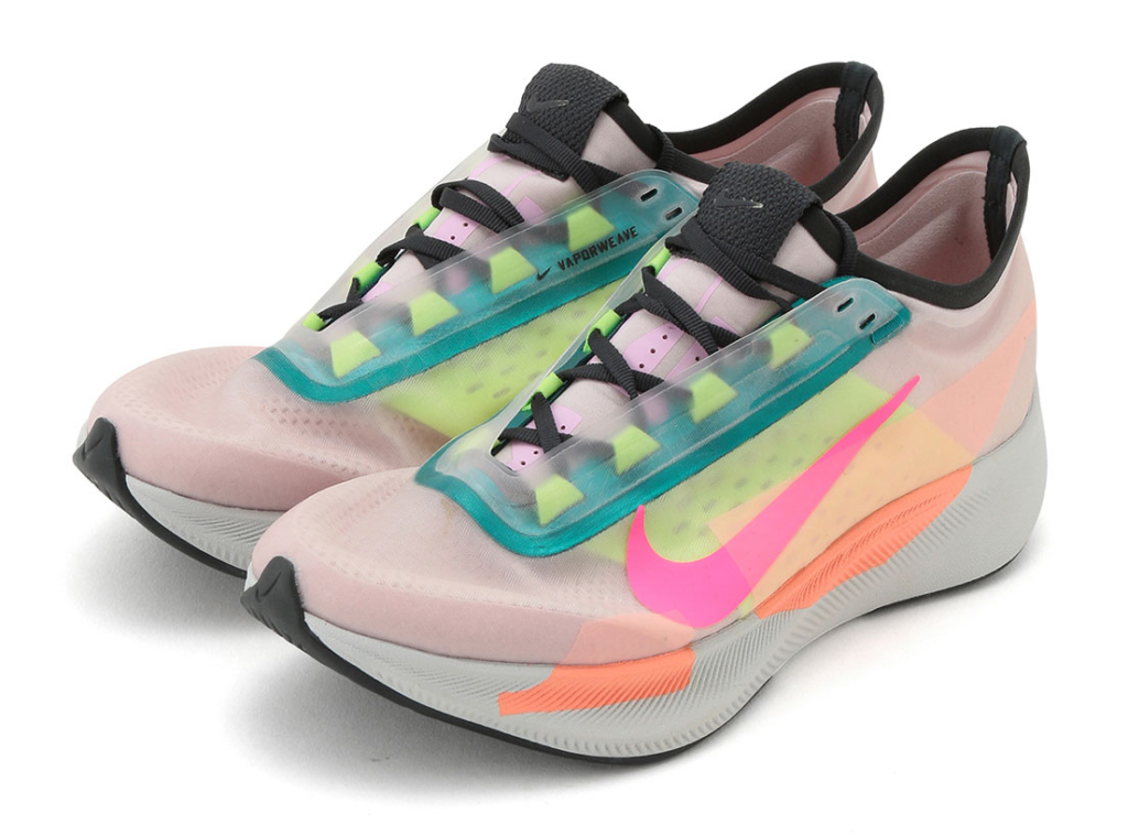 NIKE for NERGY『NIKE ZOOM FLY 3 PRM』2